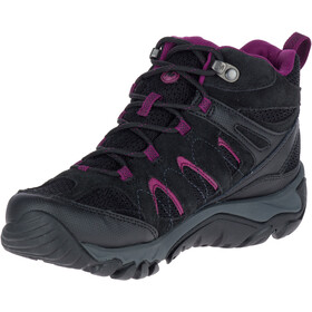 Merrell Outmost MID Vent GTX - Calzado Mujer - rosa/negro